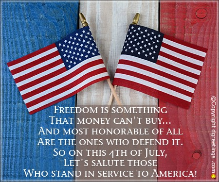 3 Quotes: 4th Of July Quotes And Sayings: 44 Patriotic ...