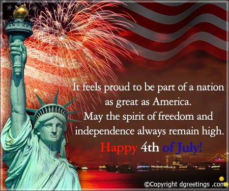 Happy Fourth of July 2017: Top inspiring patriotic quotes, wishes, messages t...
