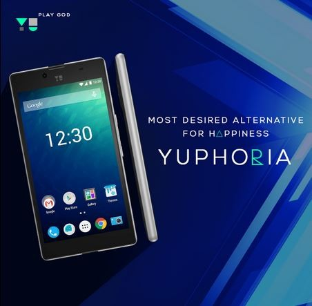 Amazon to Host YU Yuphoria Flash Sale 6.0 on 2 July; Handset to Come with Made in India Tag