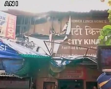 Mumbai hotel fire