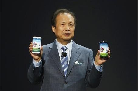 Galaxy S4 Unveiled