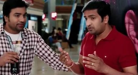 Shiva-Santhanam ( Screenshot from official trailer/YouTube)