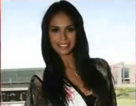 Joaquin 'El Chapo' Guzman former beauty queen wife, Emma Coronel/Youtube Capture