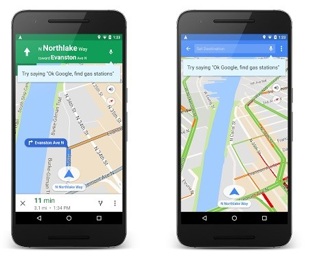 Google Maps for Android updated with 'OK Google' support: Full list of important voice commands