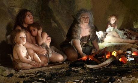 Neaderthals family