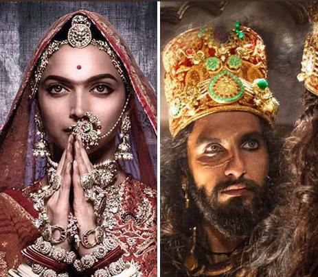 Deepika Padukone, Ranveer Singh in Padmaavat
