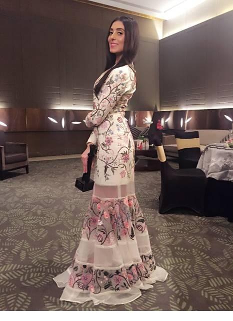 Pernia Qureshi,Femina Power List North 2015 award,Femina Power List,Amazon Fashion Week,Amazon Fashion Week 2015,actress Pernia Qureshi