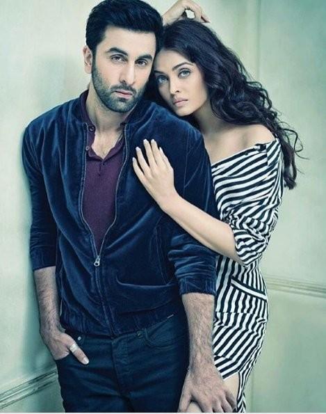 Ranbir Kapoor and Aishwarya Rai,Ranbir Kapoor,Aishwarya Rai,Ranbir Kapoor and Aishwarya Rai photoshoot,Filmfare cover,Ae Dil Hai Mushkil
