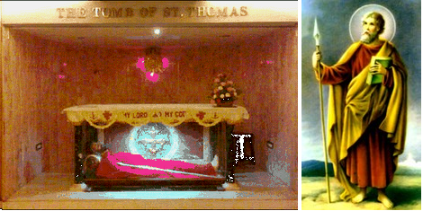 The Tomb of St Thomas