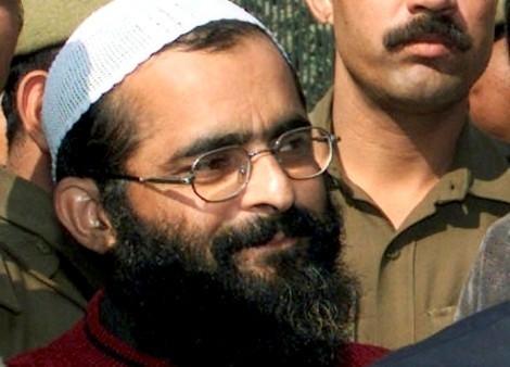 Afzal Guru hanged for 2001 Parliament Attacks