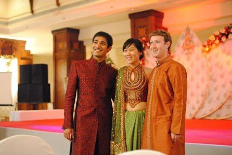 Mark Zuckerberg,Mark Zuckerberg diwali wishes,Mark Zuckerberg in india,Mark Zuckerberg goa photos,happy Diwali