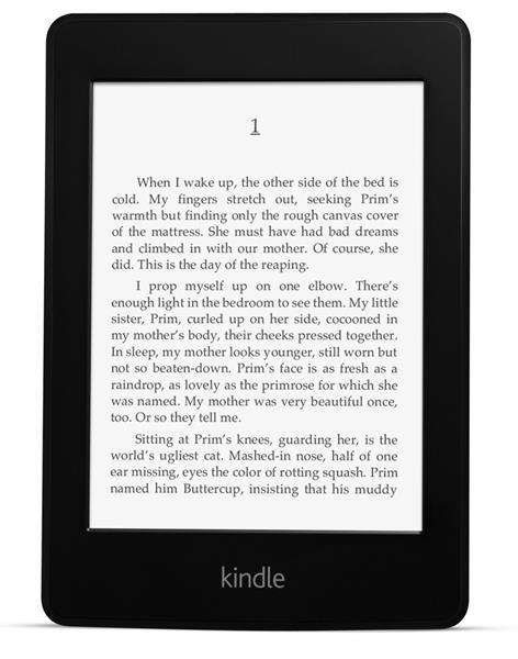 Amazon New KindlePaperWhite 3G e-reader