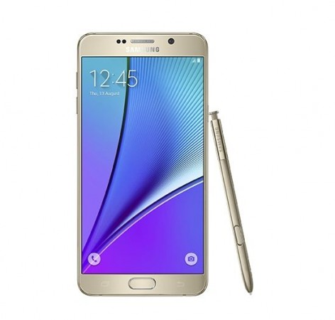 Metal-clad Samsung Galaxy Note 5, S6 Edge  with Quad HD Display; Specification, Availability Details