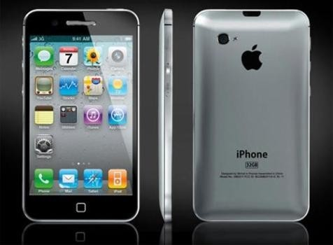 Slimmer Design iPhone 5