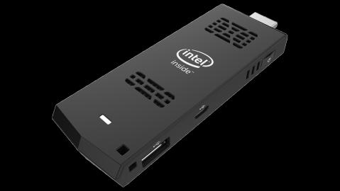 Intel unveils Compute Stick Dongle