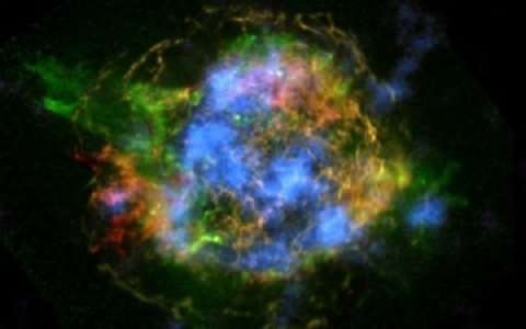 NASA's Telescope Solves Mystery of How Stars Explode