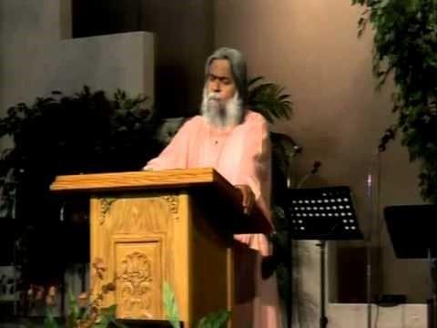 Screenshot of Sadhu Sundar Selvaraj (You Tube)