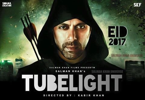 Tubelight fake poster