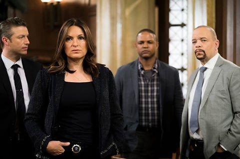 'Law & Order: SVU' Season 18