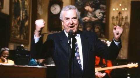 Don Pardo Announcer at SNL for 38 years