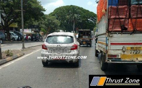 Tata Tiago Aktiv hits the road for testing