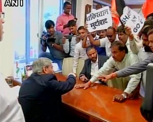 Shiv Sena BCCI
