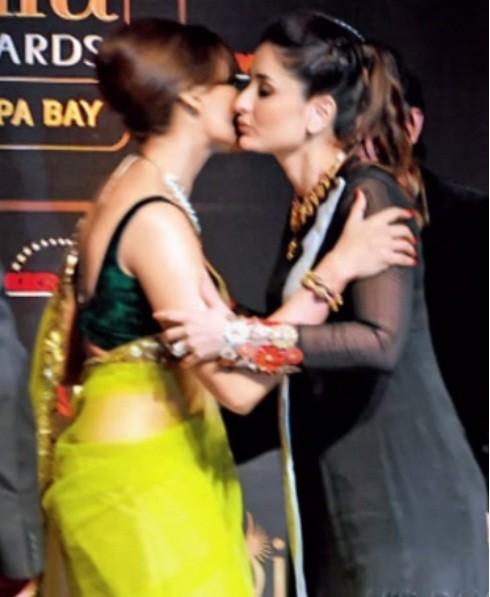 Kareena Kapoor Khan and Bipasha Basu