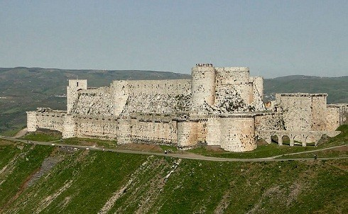 Krak des Chevaliers - File Picture(Wikicommons)