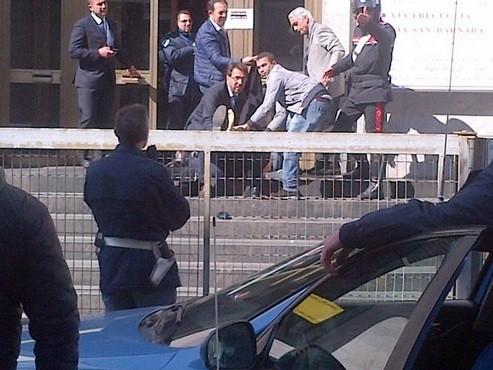 Italy milan shooting