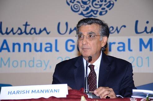 Unilever Chairman Harish Manwani