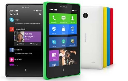 MWC 2014: Nokia Debuts Company's First Ever Android Based Smartphones X, X+, XL