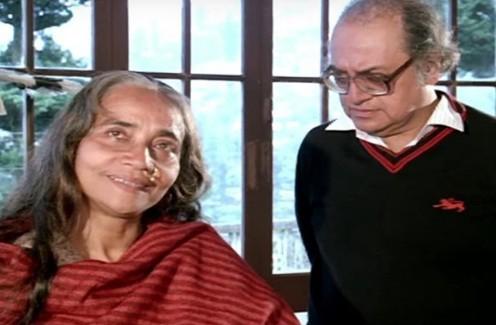 Shobha Sen and Utpal Dutt
