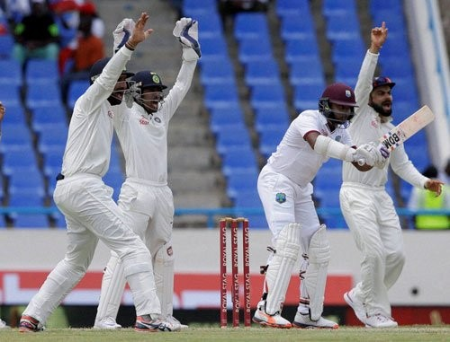 India,India vs West Indies,West Indies,India vs West Indies Test Series,india vs west indies 2016,Rain halts first session