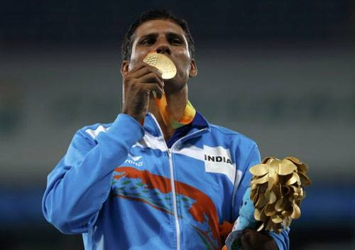 Devendra Jhajharia,Javelin thrower Devendra Jhajharia,Devendra Jhajharia world record,devendra jhajharia paralympics,Devendra Jhajharia wins gold,Rio Paralympics,Paralympics,Paralympics 2016,Javelin throw