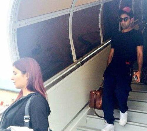 Ranbir Kapoor and Katrina Kaif's Holiday Trip to Maldives,Beach Holiday for Katrina Kaif,Ranbir Kapoor in Maldives,Ranbir Kapoor and Katrina Kaif,Ranbir Kapoor and Katrina Kaif in Maldives,Ranbir Kapoor,Katrina Kaif,Holiday Trip to Maldives,Bollywood lov