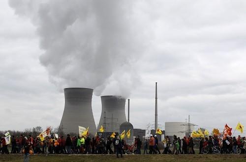 Nuclear power plant Gundremmingen