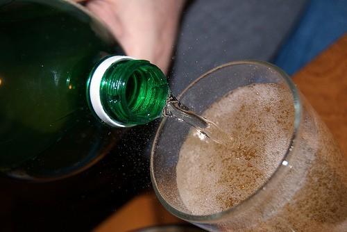 Soda-soft drink