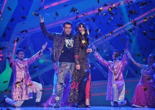 Salman Khan, Daisy Shah