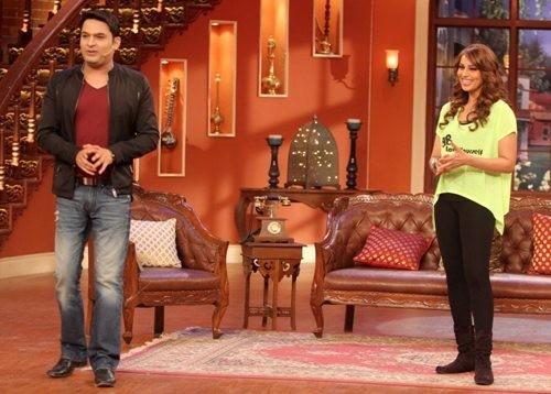Bipasha Basu on Comedy Nights with Kapil