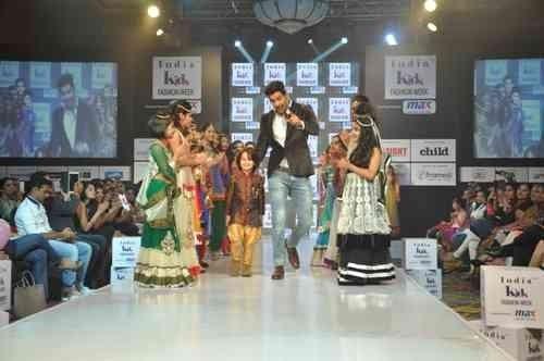 India Kids Fashion Week 2014
