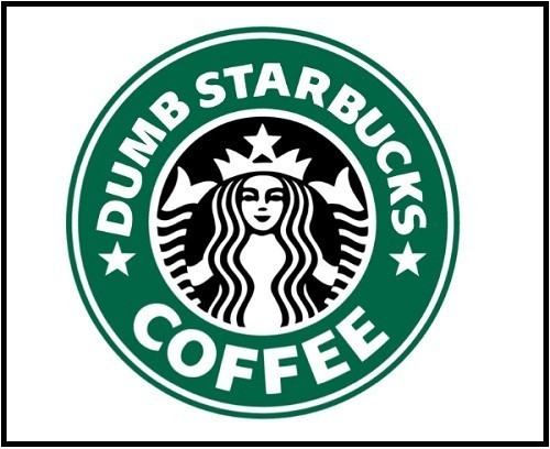 Dumb Starbucks Brews up Trouble: Forced to Shut Shop, Real ...