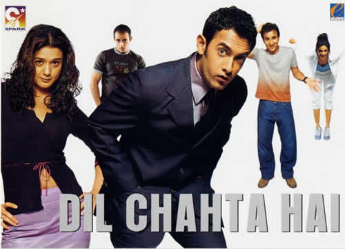 'Dil Chahta Hai' poster