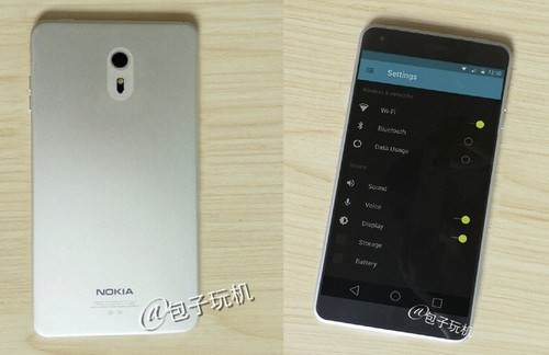 Nokia C1: New Leaked Image Shows Slim Metal Casing, Android 6.0 M OS