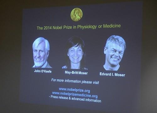 Nobel Prize Medicine