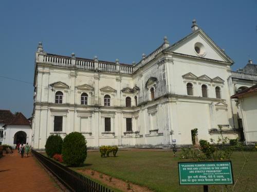 Churches of Old Goa