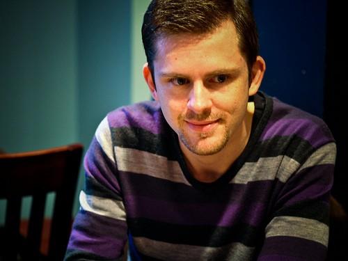 Travel writer Chris Guillebeau