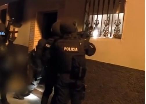 Spain arrests suspected militants