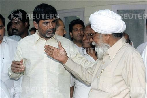 Chadrababu Naidu