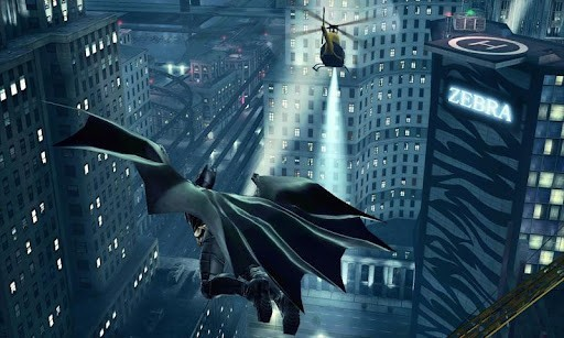 """""""The Dark Kight Rises"""" video games Courtesy; Google's play store"""