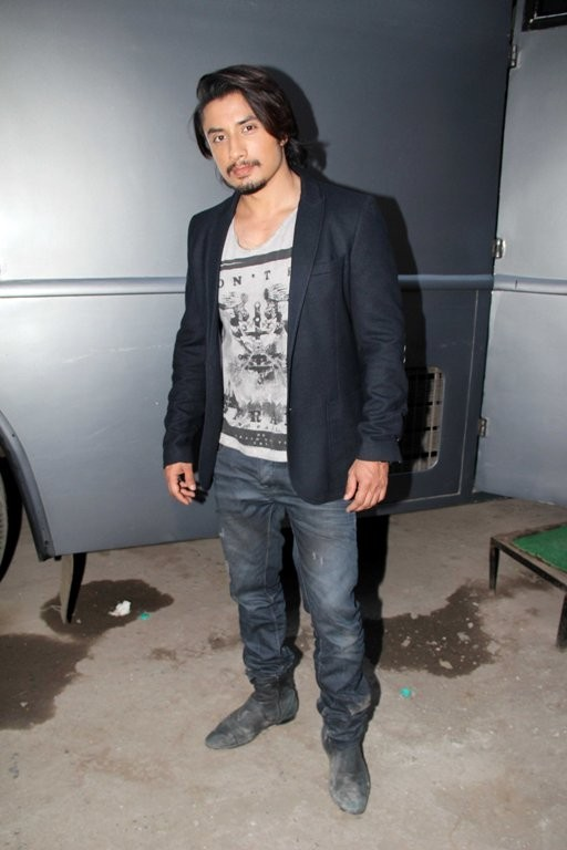 Ali Zafar at promotional Event Of Film Total Siyapaa